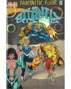 Fantastic Four: Atlantis Rising Vol. 1. No. 2 - Wyman, M. C., Herdling, Glenn, Defalco, Tom