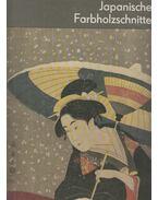 Japanische Farbholzschnitte - Yang Enlin