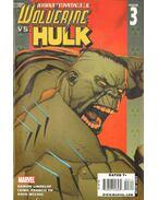 Ultimate Wolverine vs. Hulk No. 3 - Yu, Leinil Francis, Lindelof, Damon