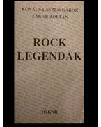 Rocklegendák - Zakar Zoltán, Kovács László Gábor