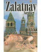 Vörös ágyasok - Zalatnay Sarolta