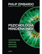 Pszichológia mindenkinek - Zimbardo, Philip G. ,  Johnson, Robert L. ,  McCann, Vivian