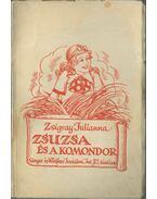 Zsuzsa és a komondor - Zsigray Julianna