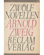 Zwölf Novellen - Zweig, Arnold