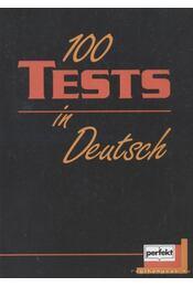 100 Tests in Deutsch - Szmodics Anikó - Régikönyvek