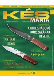 KÉSMÁNIA 7. - Régikönyvek