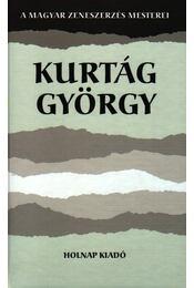KURTÁG GYÖRGY - Varga Bálint András - Régikönyvek