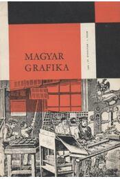 Magyar Grafika 1960. 1-6. szám ( teljes ) - Régikönyvek