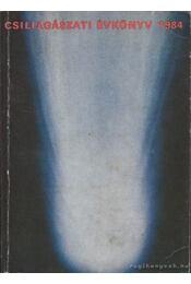 Csillagászati évkönyv 1984 - Régikönyvek