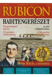 Rubicon 2015/3 - Németh István, Krámli Mihály, Révész Tamás, Kádár Béla, Hajdu Tibor - Régikönyvek
