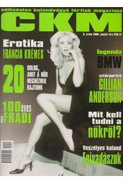 CKM 1999. január - Pósa Árpád - Régikönyvek
