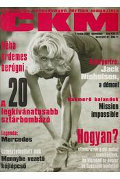 CKM 1998. november - Pósa Árpád - Régikönyvek