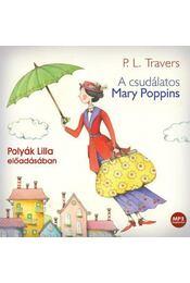 A csudálatos Mary Poppins - HANGOSKÖNYV - Pamela Lyndon Travers - Régikönyvek
