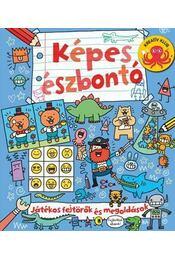 KÉPES ÉSZBONTÓ - . - Régikönyvek