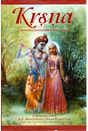 Krsna - A. C. Bhaktivedanta Swami Prabhupáda - Régikönyvek