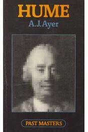 Hume - A.J. Ayer - Régikönyvek