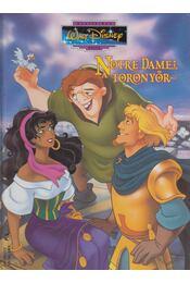 A Notre Dame-i toronyőr - Walt Disney - Régikönyvek