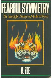 Fearful Symmetry - A. Zee - Régikönyvek
