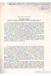 Ornitológiai tallózás a debreceni kollégium biológiai szertárának leltárkönyveiben I. (dedikált) - Tóth József, Ötvös János - Régikönyvek