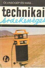 Technikai érdekességek t79-4 - Aba Iván - Régikönyvek