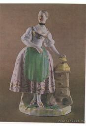 A bécsi porcelán - Tasnádiné Marik Klára - Régikönyvek