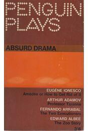 Absurd drama - Régikönyvek