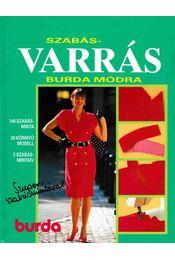 Szabás-varrás Burda módra - Acsay Judit - Régikönyvek