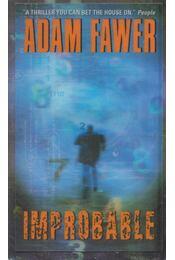 Improbable - Adam Fawer - Régikönyvek