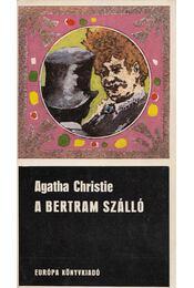 A Bertram Szálló - Agatha Christie - Régikönyvek