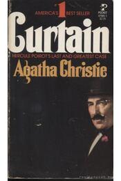 Curtain - Agatha Christie - Régikönyvek