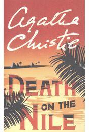 Death on the Nile - Agatha Christie - Régikönyvek