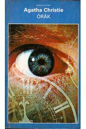 Órák - Agatha Christie - Régikönyvek