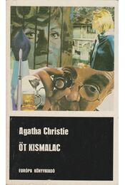 Öt kismalac - Agatha Christie - Régikönyvek