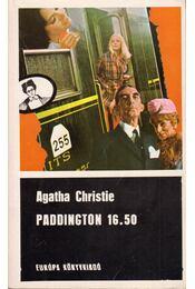 Paddington 16.50 - Agatha Christie - Régikönyvek