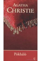 Pókháló - Agatha Christie - Régikönyvek