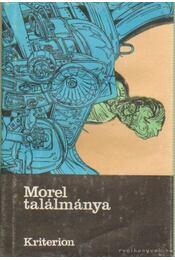 Morel találmánya - Ágoston Hugó - Régikönyvek