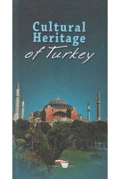Cultural Heritage Of Turkey - Ahunbay, Zeynep - Régikönyvek