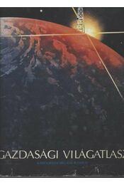 Gazdasági világatlasz - Ajtay Ágnes, Bíró Géza - Régikönyvek