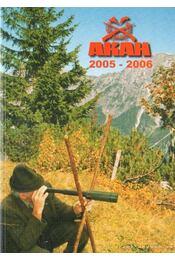 Akah Katalog 2005-2006 - Régikönyvek