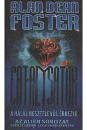 Cat-Alysator - Alan Dean Foster - Régikönyvek