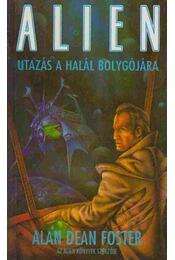 Utazás a halál bolygójára - Alan Dean Foster - Régikönyvek