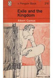 Exile and the Kingdom - Albert Camus - Régikönyvek