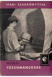 Tűzzománcozás - Albert Péter Pál - Régikönyvek