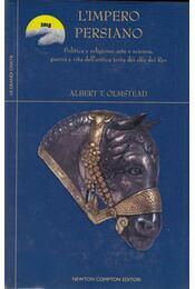 L'impero persiano - Albert T. Olmstead - Régikönyvek