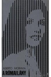 A római lány - Alberto Moravia - Régikönyvek