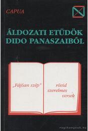 Áldozati etűdök Dido panaszaiból - Capua, A. L. - Régikönyvek