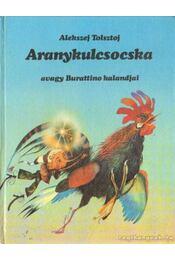Aranykulcsocska - Alekszej Tolsztoj - Régikönyvek