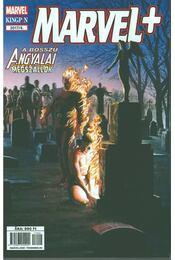 Marvel+ 2017/4. 33. szám - Alex Ross, Jim Krueger, Sadowski, Steve, Berkenkotter, Patrick - Régikönyvek