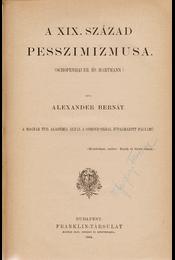 Filozófiai írók tára. 5–8. kötet. [Egybekötve.] - Alexander Bernát, Erdélyi János, Bacon, Francis, Kant, Immanuel - Régikönyvek