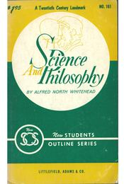 Science and Philosophy - Alfred North Whitehead - Régikönyvek